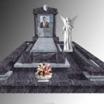 Ексклюзивні пам'ятники подвійні з Ангелом