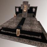 Италийськие двойние памятники на могилу