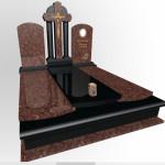 Елитний памятники с колонами