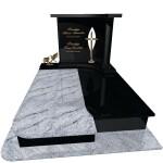 пам'ятник надгробний гранітний одинарний Елітний