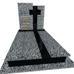 пам'ятник гранітний на двох Елітний