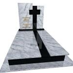 пам'ятник надгробний гранітний на двох Елітний