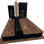 пам'ятник надмогильний подвійний Елітний