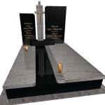 пам'ятник гранітний подвійний Елітний