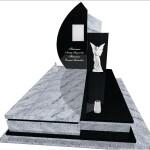 пам'ятник надмогильний одинарний Елітний