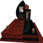 пам'ятник гранітний одинарний Елітний