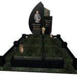 пам'ятник гранітний на одного Ексклюзивний