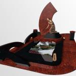 ексклюзивний гранітний памятник