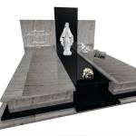 Памятник елітний двійний
