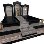 Памятник гранітний Ексклюзивний