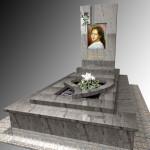 Екслюзивні пам'ятники одинарні  у Львові