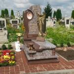 Памятник Елітний одинарний