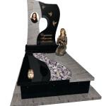 пам'ятник з граніту   для молодої людини