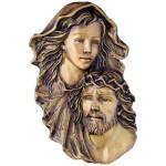 бронзовая фурнитура для памятников №5589 розм:44*29*8,5