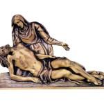 бронзовая фурнитура для памятников №5730 розм:57*30*8,5