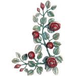 Купити бронзові квіти на пам'ятник