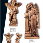 Бронзова фурнітура: Скульптура Ангела