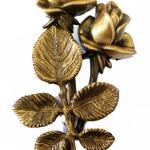 Аксесуари для памятника квіти бронзові Lorenzi