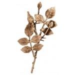 Фурнітура для пам'ятника квіти бронзові Caggiati
