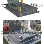 пам'ятник надгробний з граніту Елітний Для молодої людини ,3Dмоделі пам'ятника надмогильного, Накладний хрест на пам'ятник, Скульптури на могилу