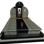 пам'ятники подвійні гранітні