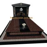 памятник надгробний гранітний подвійний Елітний