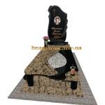 пам'ятник гранітний для мами