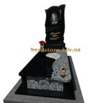 пам'ятник з граніту для чоловіка
