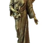 Ритуальна скульптура Ангела №220 В розм:118*50*30