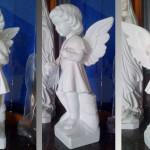 скульптура ангелів на пам'ятник