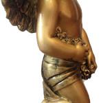 Ритуальна скульптура Ангела №2058В розм.61*30*19