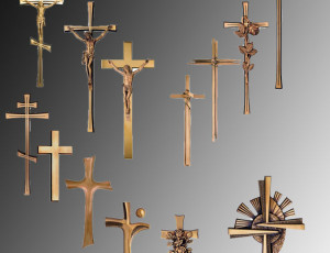 Бронзові хрести