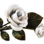 Аксесуари для памятника квіти бронзові