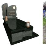 виготовлення пам'ятник надгробний з граніту Елітний На цвинтар,3d проект пам'ятника гранітного,Бронзові аксесуари для пам'ятника надмогильного,Статуя на цвинтар