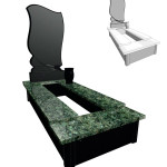 Памятник гранітний :Масловка+габро