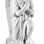Ритуальна скульптура Ангела №263 розм.54*22,5*20