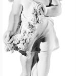 Ритуальна скульптура Ангела №297 розм.60*30*26