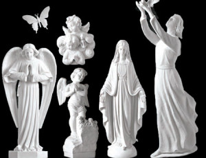 Ритуальна скульптура