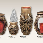 ваза бронзова на памятник Caggiati