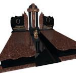 Памятник елітний подвійний