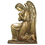 Ритуальна скульптура  №6547В розм:33*22*3,5