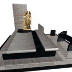 Подвійний елітний памятник