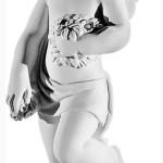 Ритуальна скульптура Ангела №66 розм:44*18*16