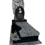 пам'ятник гранітний  з ангелом