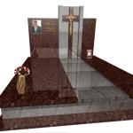 Памятник елітний на двох