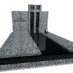 Подвійний памятник елітний